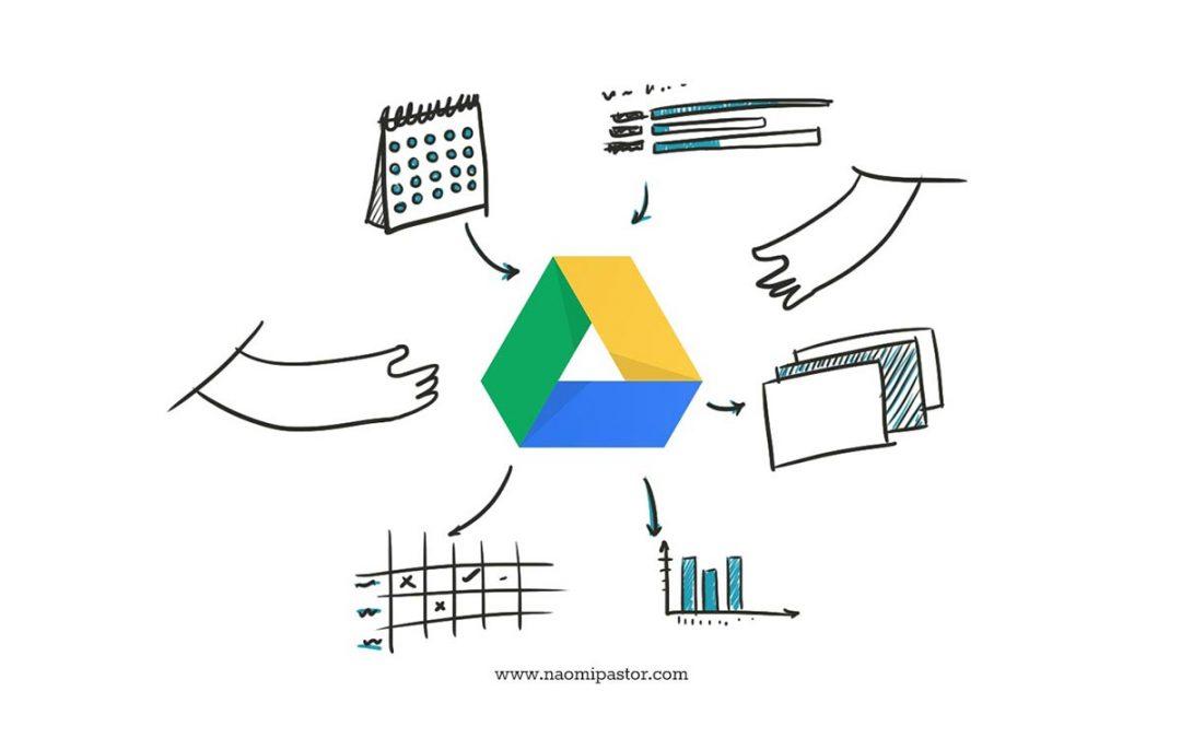 8 Cosas para las que utilizo Google Drive en el día a día